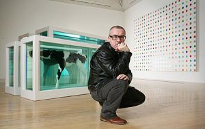 Damian Hirst - Cow